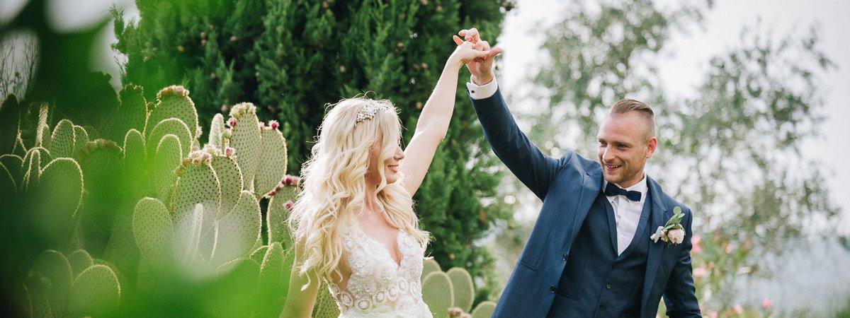 Wedding photographers in Todi